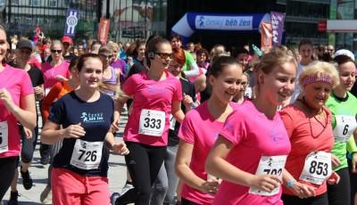 Český běh žen: Ženy poběží Ostravou už potřetí