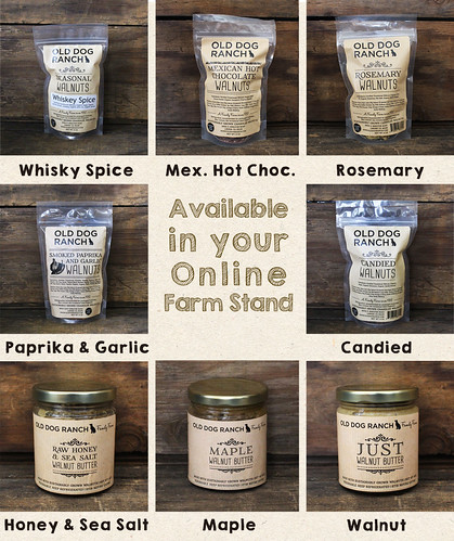 old dog ranch products