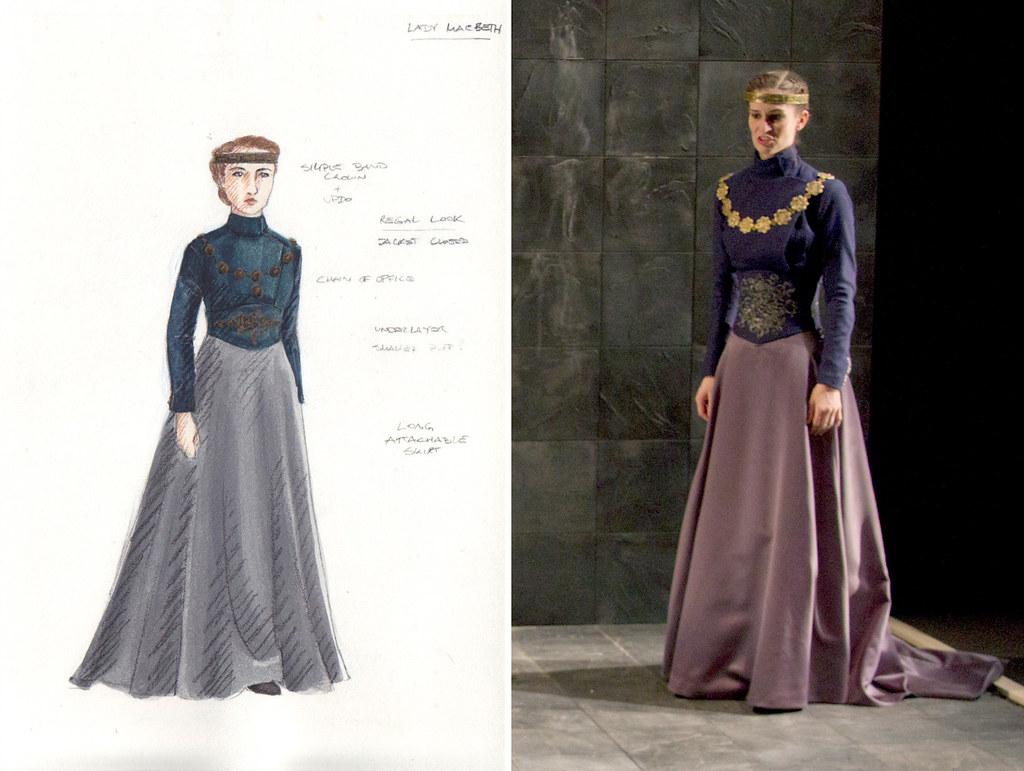 Lady Macbeth--regal look  sc 1 st  Valérie Thérèse Bart & Macbeth | Valérie Thérèse Bart