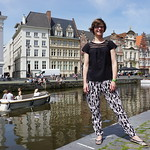 Ghent-Authentic guide Kelly