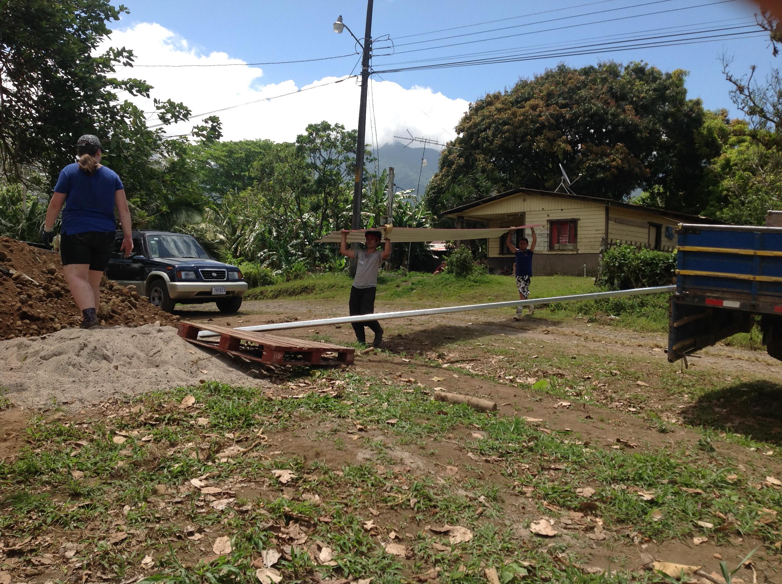 2015 FVAA Costa Rica Mission Trip