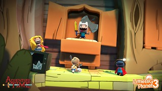 LittleBigPlanet: Adventure Time