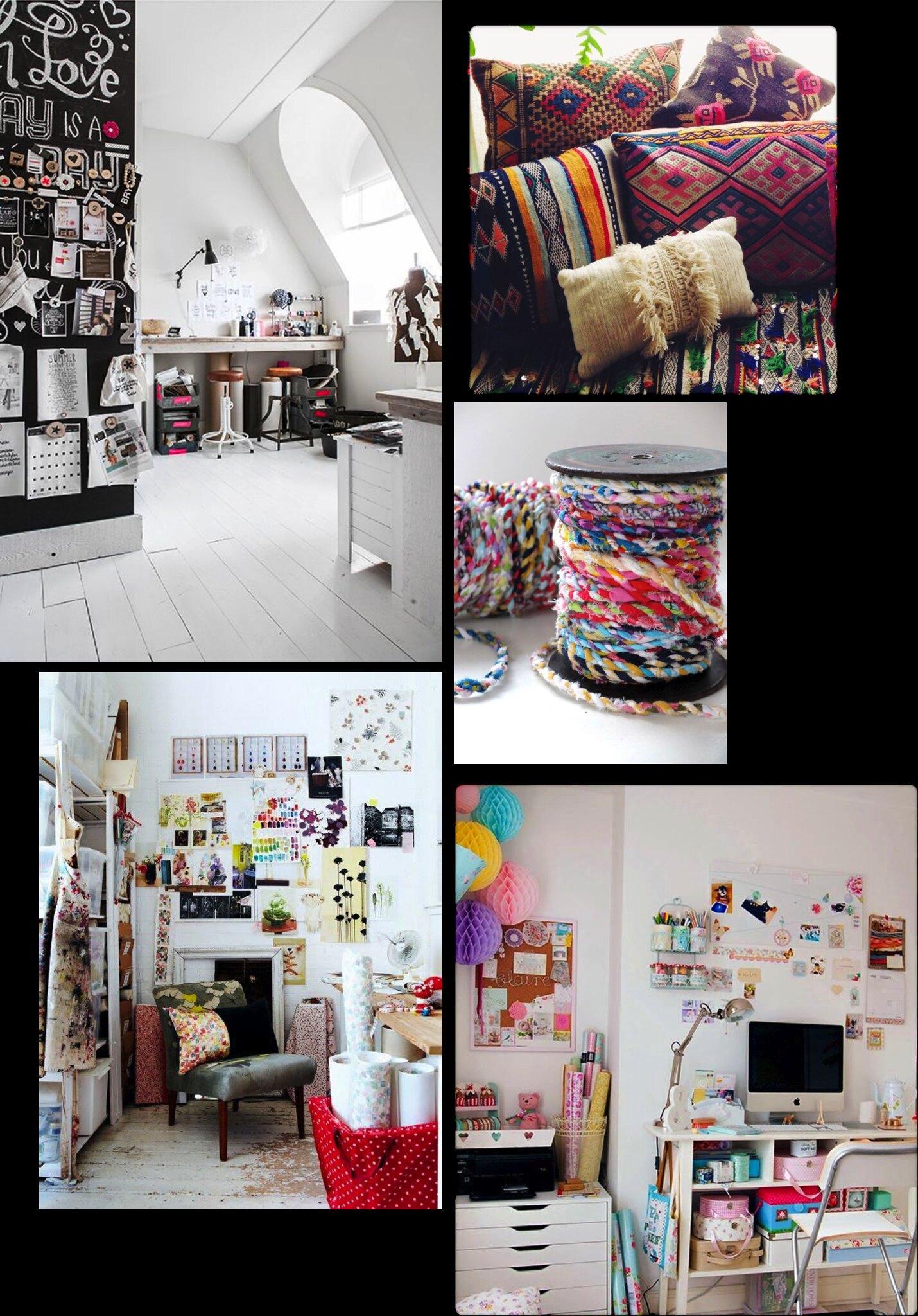 studio inspo / pinterest images / kirsty wears blog