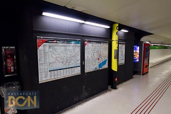 metro paso a paso, Barcelona