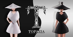 TOPAZIA - Infinite     the 1 may at THE INSTRUMENTS