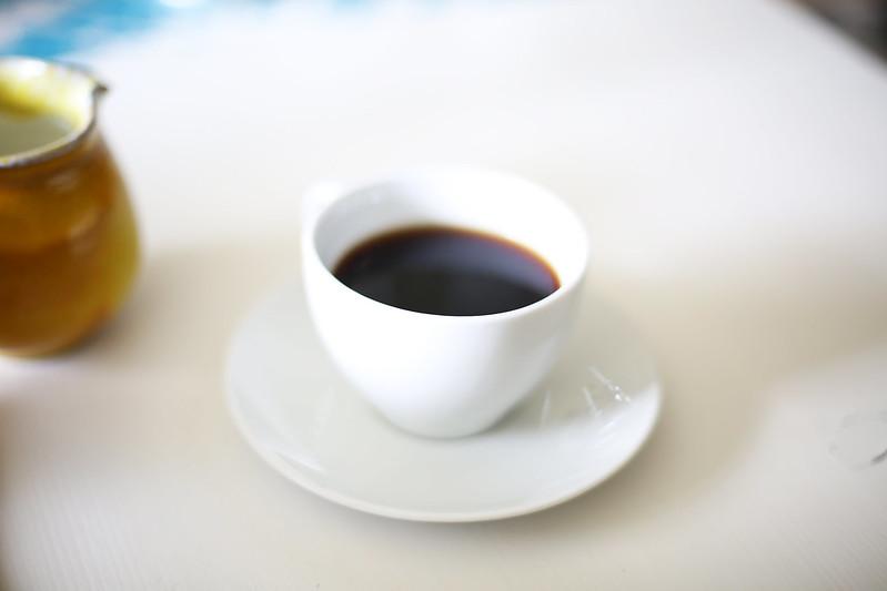 kaffe med mjölk