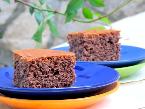 Pesach Chocolate Cake
