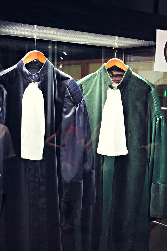 EU-tuomioistuimen vaatetus