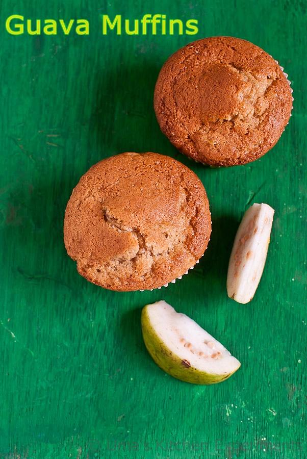 Guava-Muffins