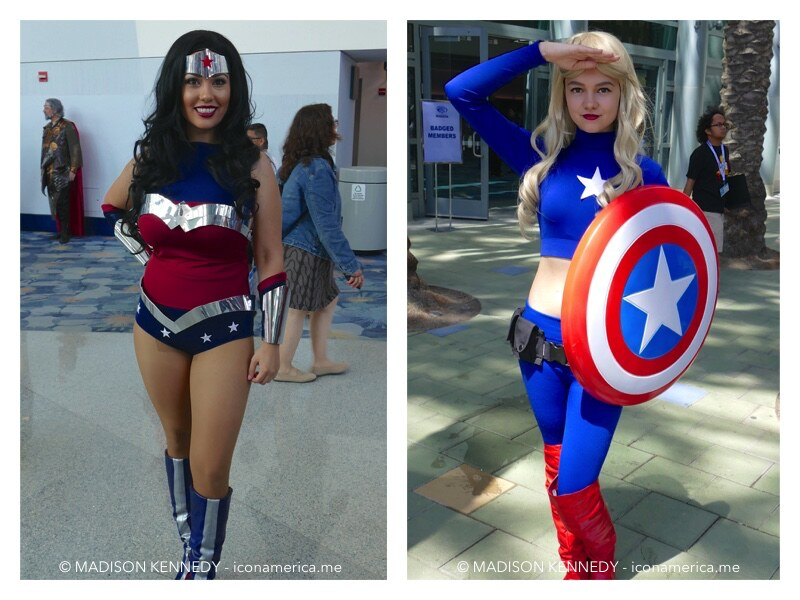 COSPLAY AT WONDERCON 2015, PART 1