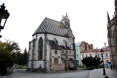 Košice, Kostol svätého Michala