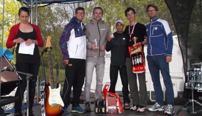 Nymburský půlmaraton byl rekordní