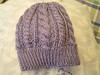 Cably Cabled chemo cap