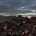 Sunset at Elgol Beach, Isle of Skye by Chris Beesley