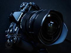 Olympus 7-14mm f2.8PRO Lens