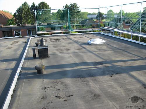Dach (vorher)