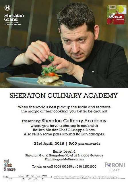 Sheraton Culinary Academy