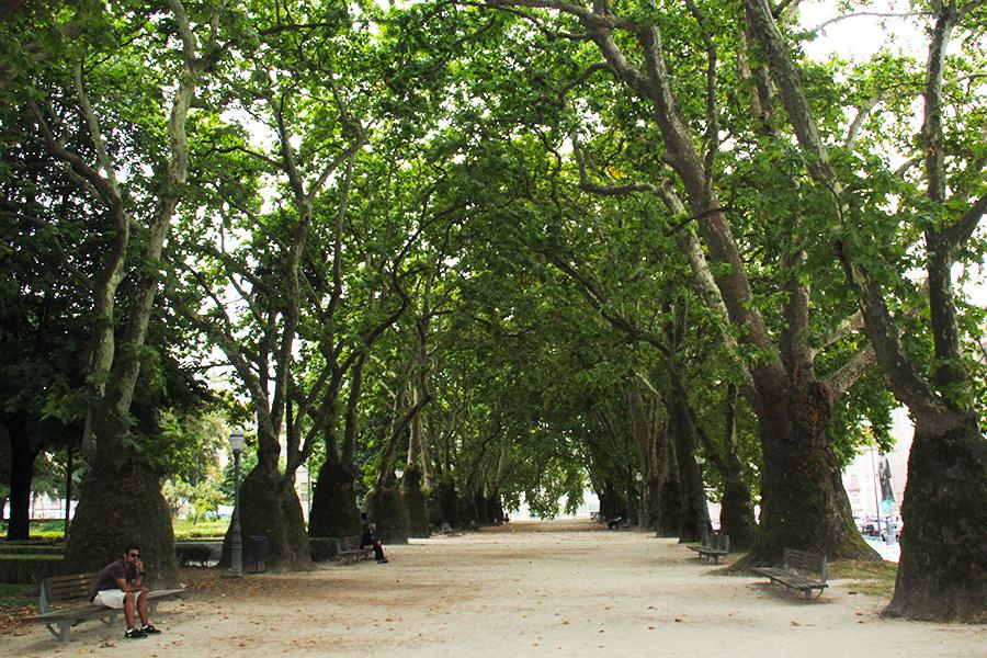 Mitä tehdä Portossa puisto