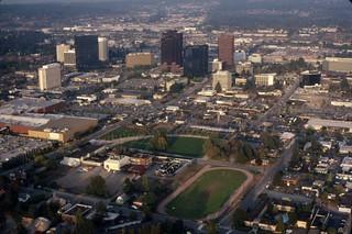 Downtown Bellevue, 1987