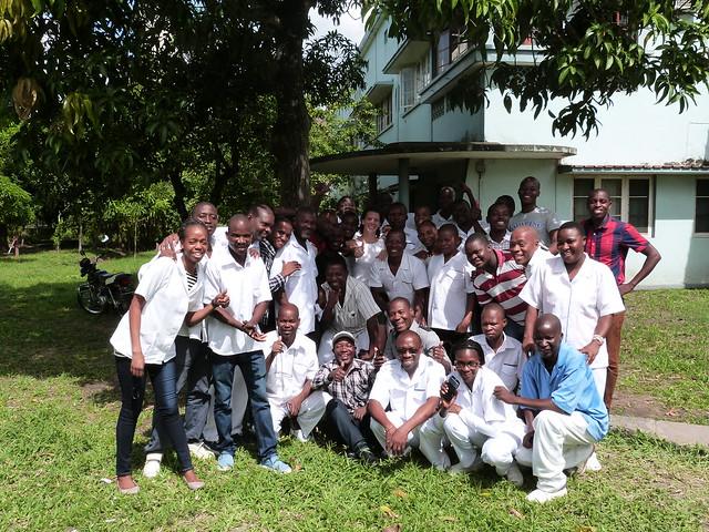 Fisiàfrica. Estada a Moçambic de la professora Olga Velasco (UIB), 14 al 25 de març de 2016