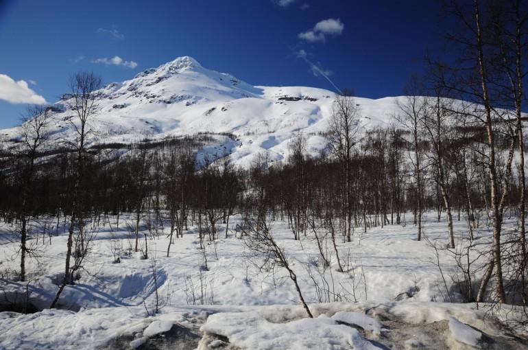 Norské Lyngenské Alpy - deník skialpinisty IV.