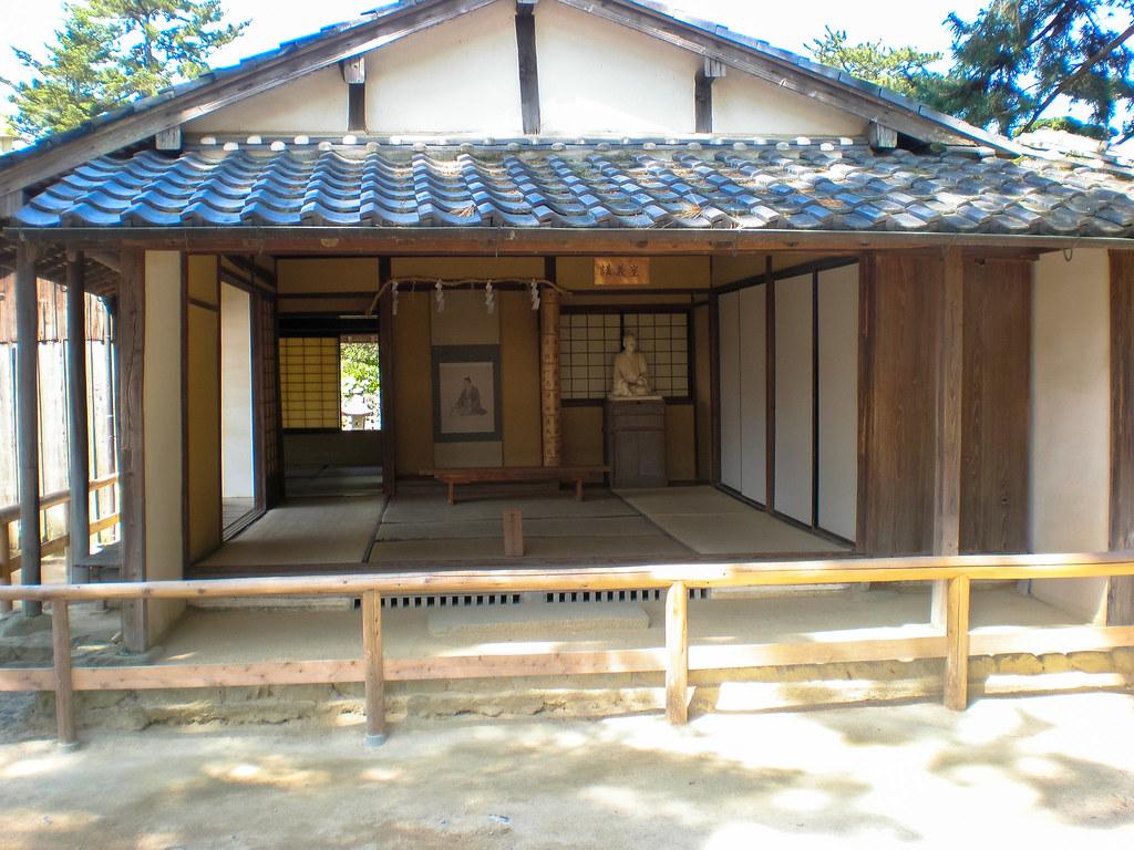 松下村塾講義室