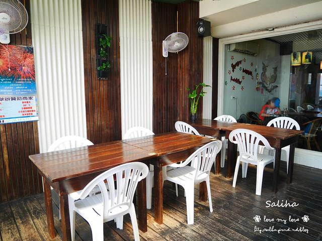 三芝淺水灣海邊咖啡餐廳推薦那年夏天 (4)