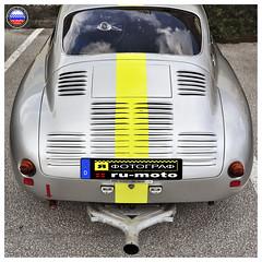 Porsche 356 B GS Carrera GTL Abarth 1960 (c) 2016 Бернхард Эггер фото :: ru-moto images 0026