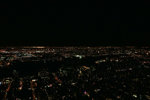 New York dall'Empire State Building (86simo piano)