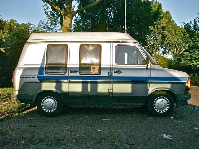 1985 ford transit mk2 hymercar motor home a photo on. Black Bedroom Furniture Sets. Home Design Ideas