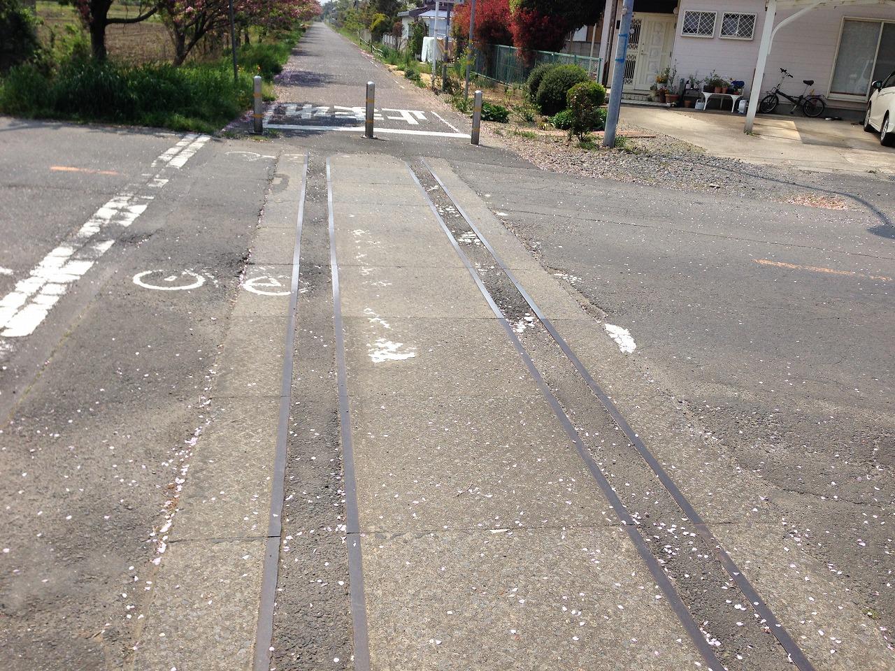 鉄道遺構 (2)