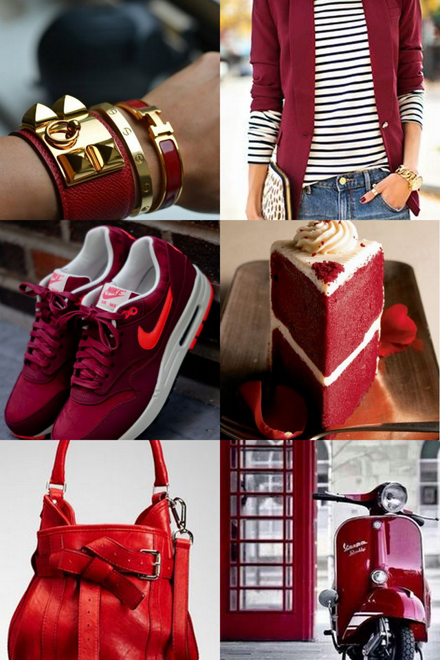 red fashion coohuco 27