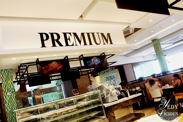 Premium Meat Section at Four Seasons Buffet HotPot City SM MOA