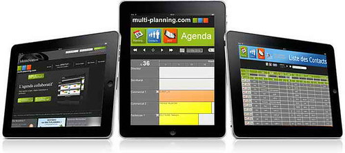 NOUVEAU : Agenda-Planning professionnel simple et éco. by encuentroedublogs