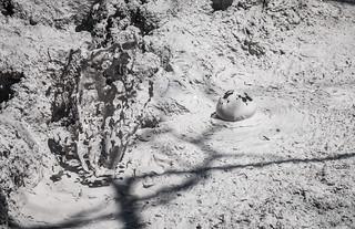 Image of Mud pots. costarica guanacaste