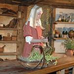 Tudor ironmaster's wife