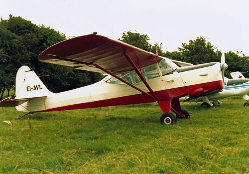 EI-AVL Auster J/5F Aiglet