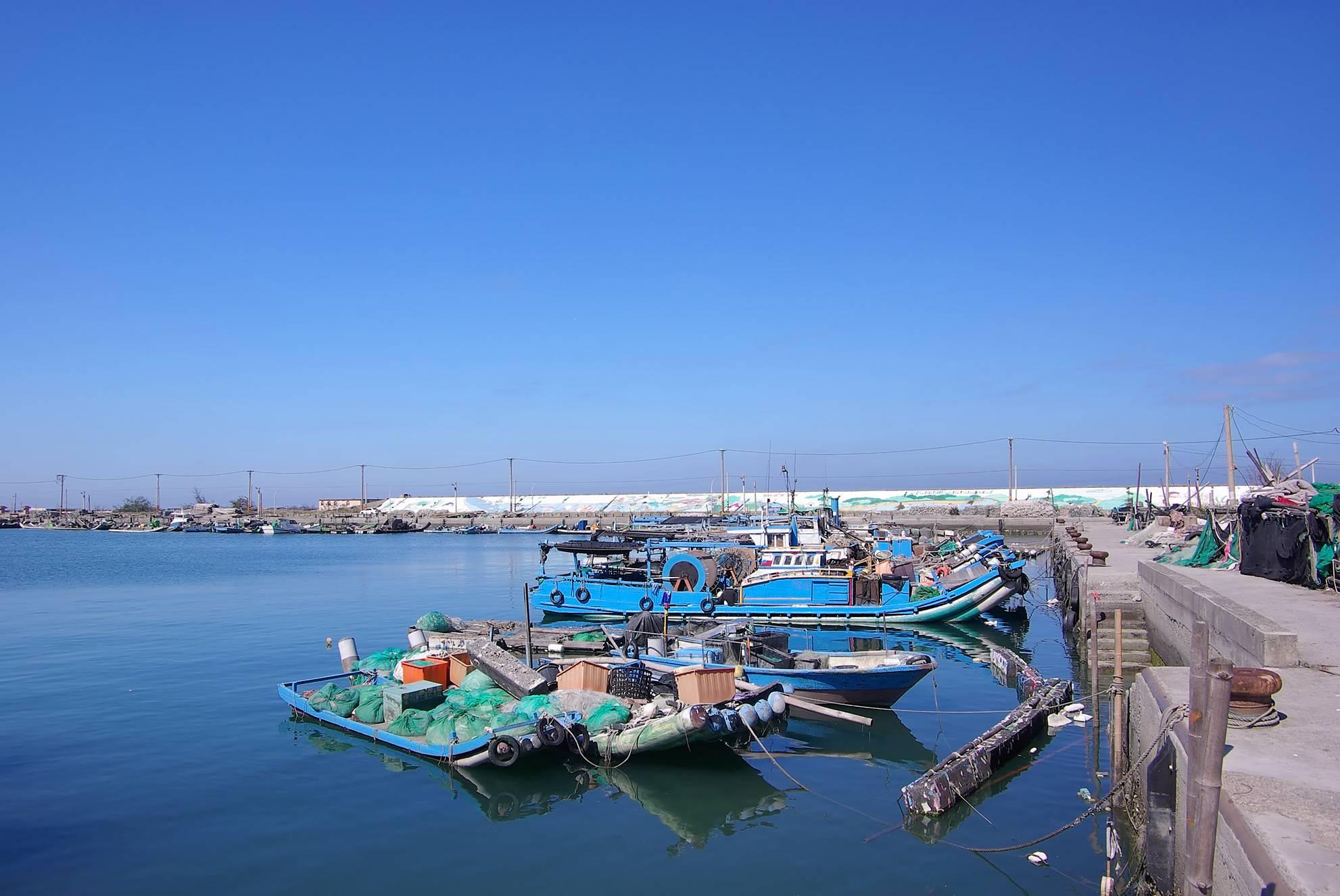 箔子寮漁港