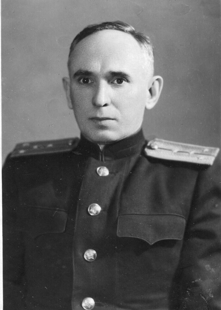 Иван Савватьевич Лукашенко