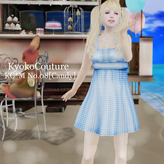 KC*M No.08[Candy]Blue