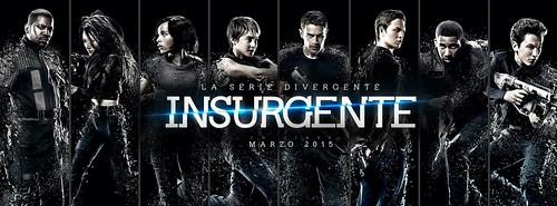 Reseña: Divergente e Insurgente