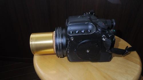 645Z with Cinelux-Ultra MC 2/110mm