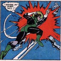 """If my spirit can't handle Monday, then ..."" #comics #GreenLantern"