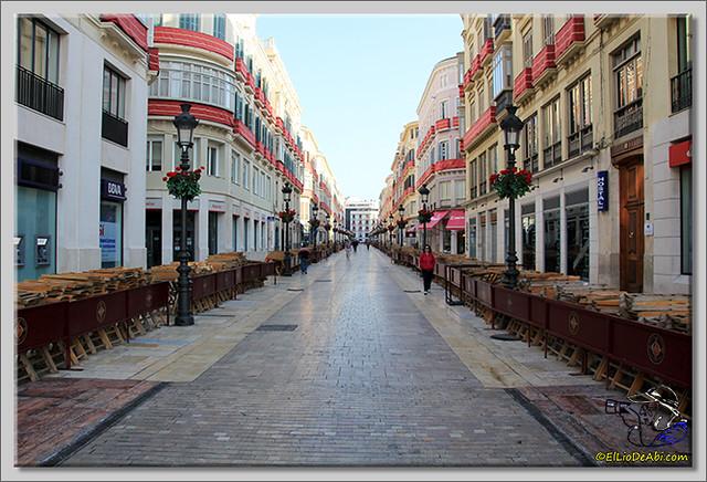 Semana Santa en Málaga. La Alameda y Calle Larios (6)
