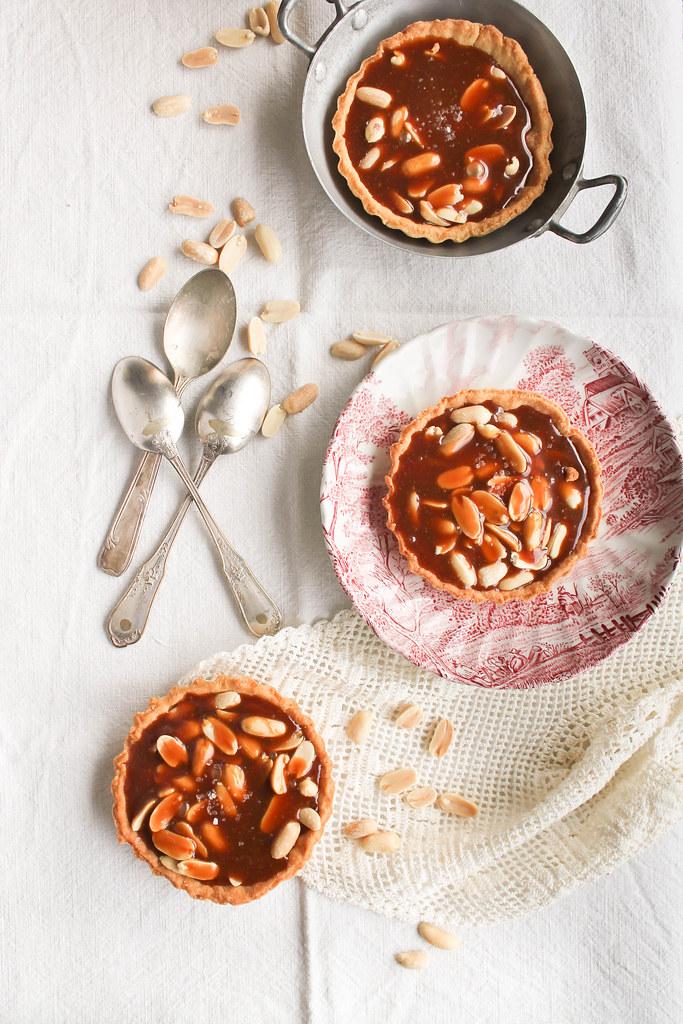 Tartelettes aux cacahuètes