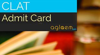 CLAT 2015 Admit Card / Hall Ticket