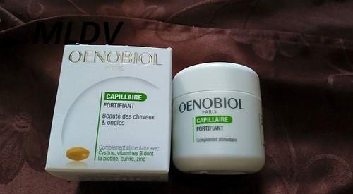 fortifiant capillaire de Oenobiol