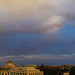 Rainbow in DC - pano