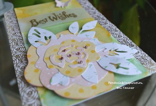 Blumengrüße in Pastell