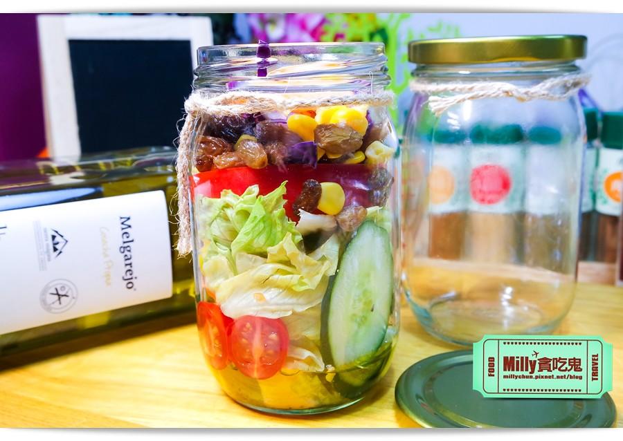 西班牙梅爾雷赫橄欖油x玻璃罐沙拉0017